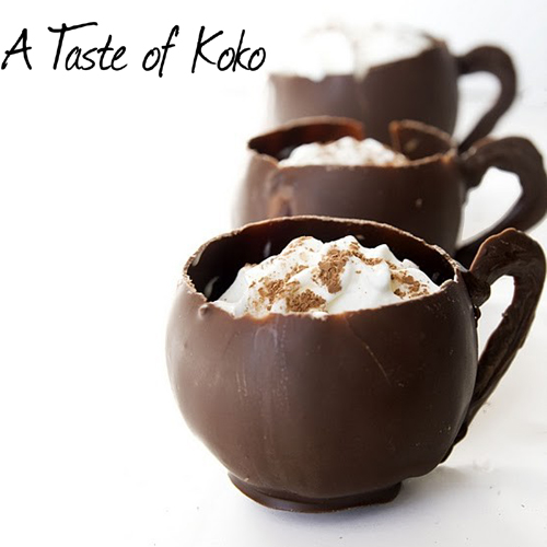 Hot Chocolate : recipe by A Taste of Koko | Emma Lamb