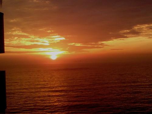 ocean sea sun beach sunrise
