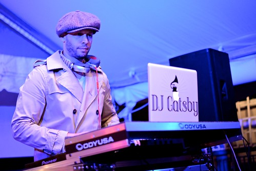 DJ Gatsby by Geoff Livingston