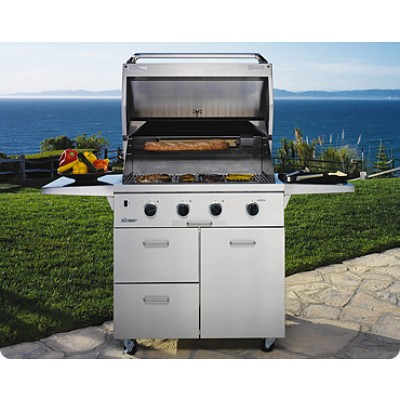 Dacor Obs36ng Discovery 36 Quot Stainless Steel Open Burner