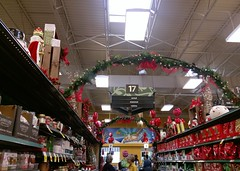 Merry belated Christmas from aisle 17!