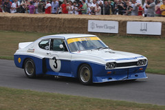 race car, auto racing, automobile, vehicle, stock car racing, compact car, ford capri, sedan, land vehicle, muscle car, coupã©, sports car,