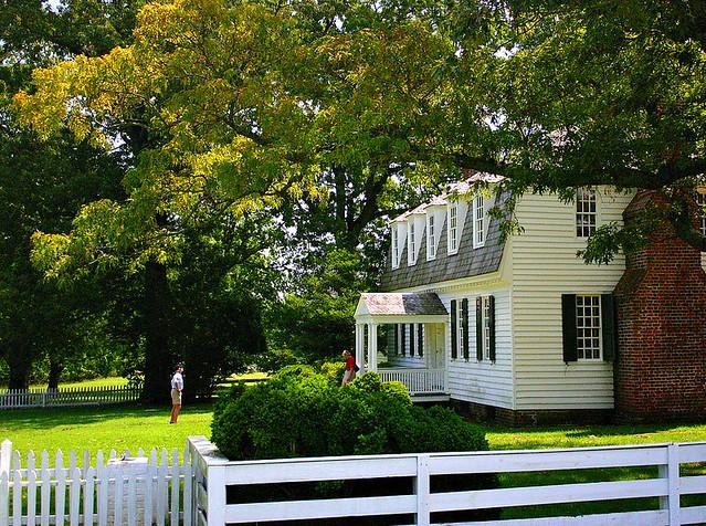 Moore House - Yorktown, Virginia