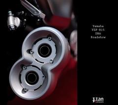 Yamaha YZF-R15 Roadshow 2009