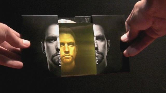 Splitting Adam CD Packaging