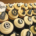 Beatles Birthday Cupcakes