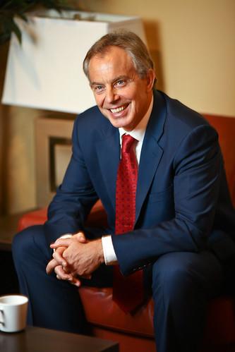 'Ello, Tony Blair
