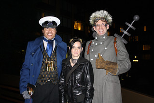 Steamcon - Day One