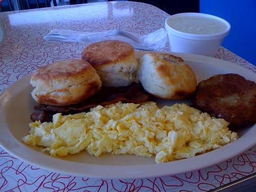 Breakfast, Bryant's, Memphis, Tenn.