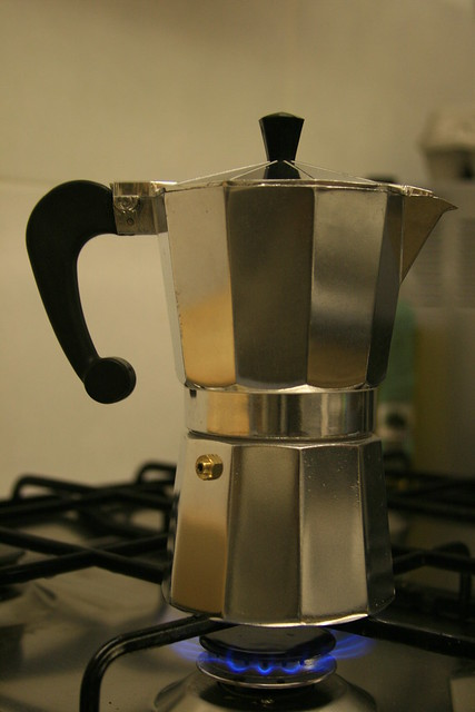 Map Italian Coffee Maker : Traditional Italian Coffee Maker Flickr - Photo Sharing!