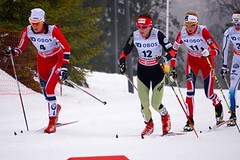 Eva Vrabcová-Nývltová na Holmenkollenu sedmá, nejlepší z neseverských závodnic