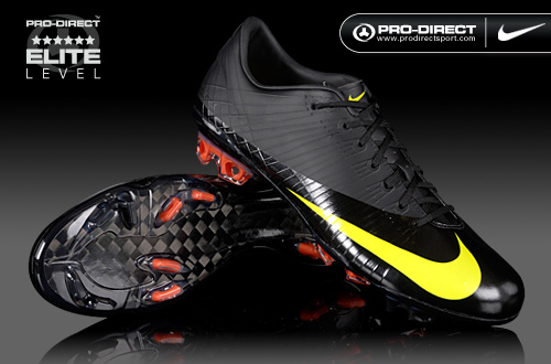 Nike Indoor Soccer Shoes Black High Tops