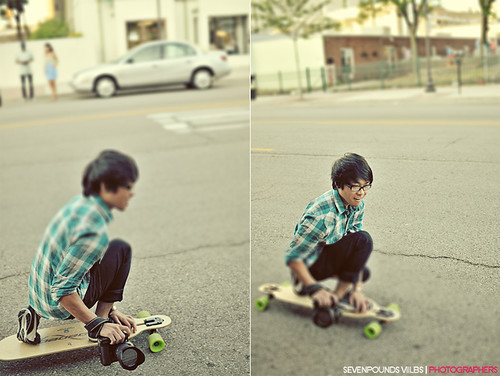 Nikon + Long Board + Cool = Control