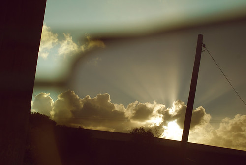 sunset sky sunlight simon sunglasses clouds vintage portland lens telephone victoria retro pole frame faux beams sunnies greening austrlaia simongreening