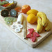 Miniature Fruit Salad Prep Board