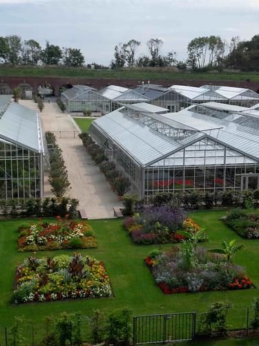 Jardins suspendus du havre serres le havre patrimonial - Les jardins suspendus le havre ...