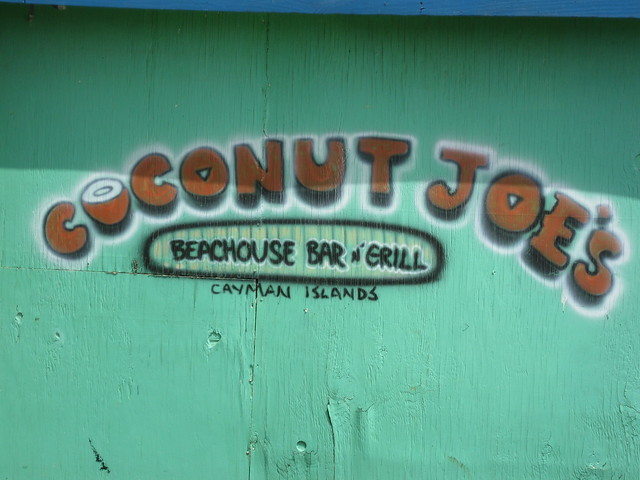 Coconut Joes Cayman Islands Hours