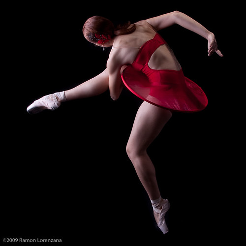 Dancer Nilda Lopez