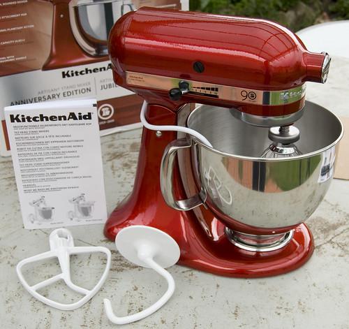 The gourmet challenge a death in the kitchen - Gelato kitchenaid ...