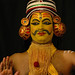 Lord Shiva in a Kathakali Performance - Kochi, India
