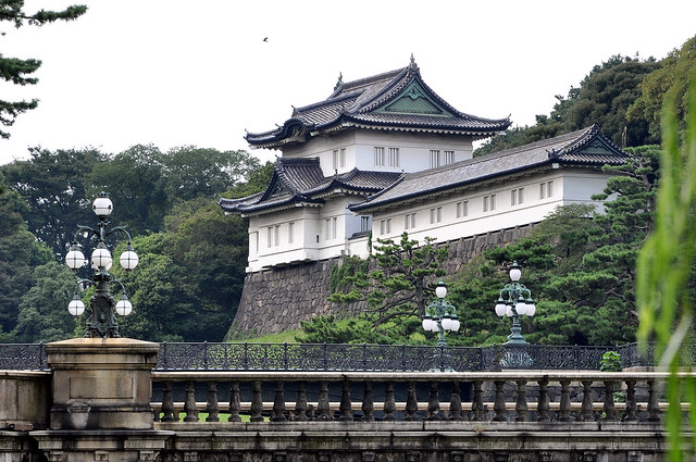 Imperial Palace Close Up