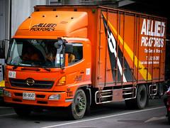 Allied Pickfords Truck