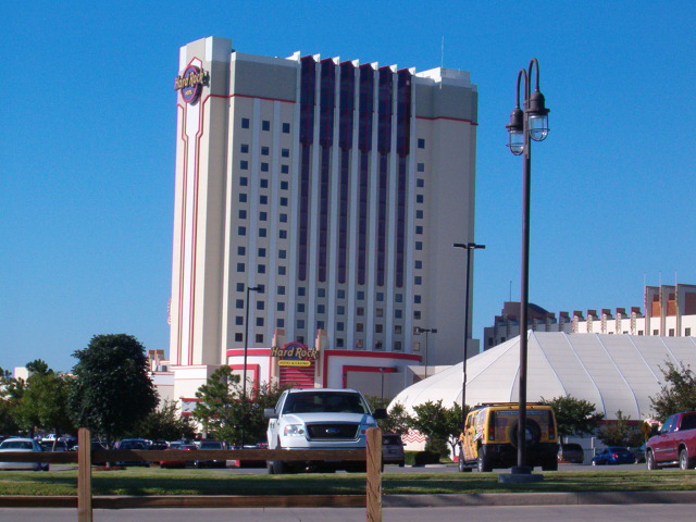 Cherokee casino tulsa