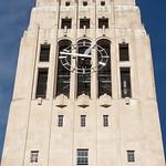 Burton Memorial Tower Clock (Ann Arbor, MI)