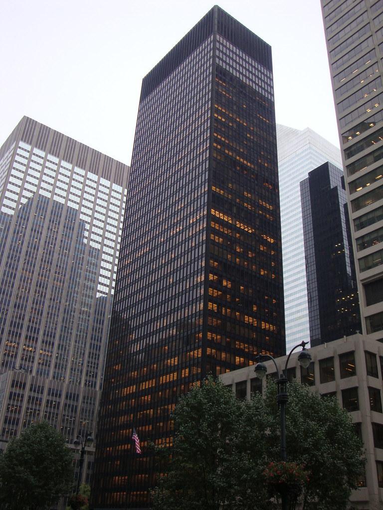 Bauhaus Buildings In New York
