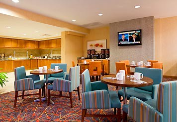 Residence Inn Chicago Midway Airport Breakfast Room