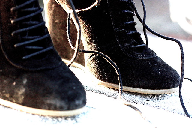 my wedge heels