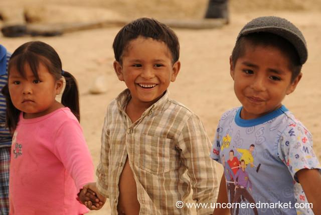 Game Time - Tarija, Bolivia
