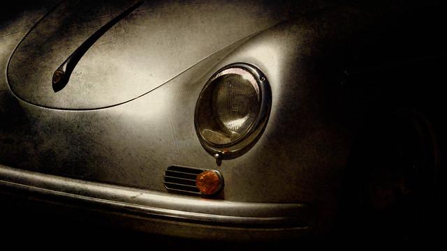 1959 Porsche Cabriolet II