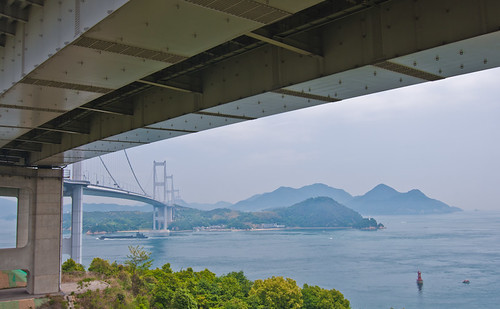japan islands ehime inlandsea kurushimakaikyoohashi hashihama