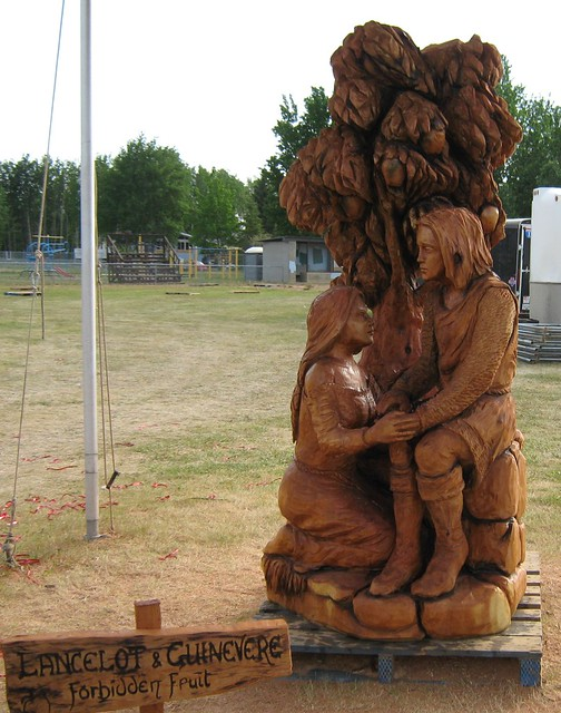 Chetwynd chainsaw carving competition flickr photo