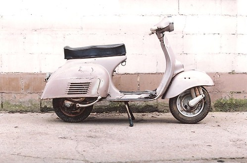 Original 1969 Sprint Veloce by Vespamore !