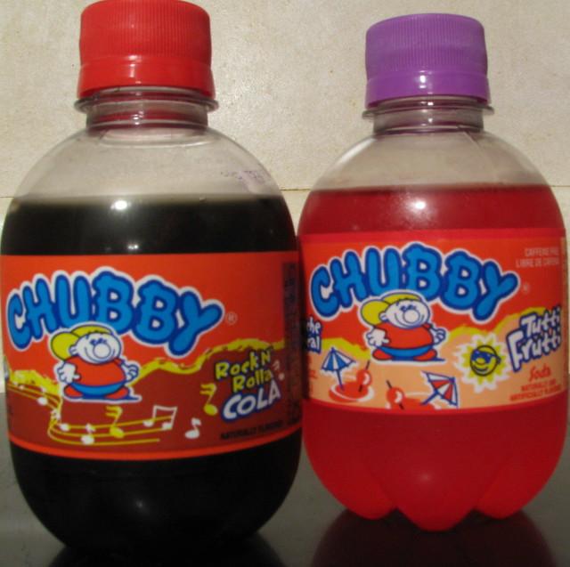 Chubby Sodas