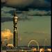 BT Tower Sunset - 1