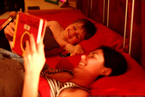progressive bedtime story party    MG 0310