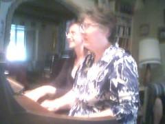 Alison & Grandma