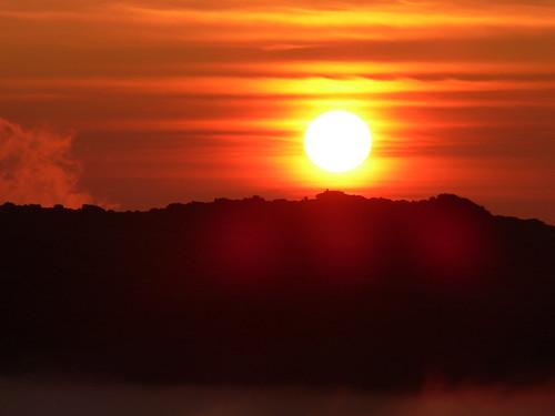 Sunrise on Mount Kosciusko January 1st 2007 4:59AM