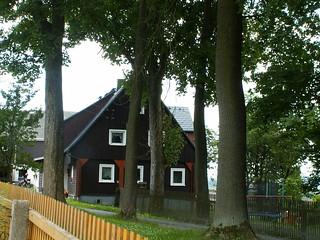 Im Holzhaus inn Landwuest im Vogtland sucht sie immerzu zwei Gummischuh 155