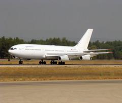 Rotation.Il-86 RA-86140 Aeroflot Don