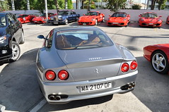 automobile, automotive exterior, ferrari 550 maranello, vehicle, automotive design, ferrari 550, ferrari 575m maranello, ferrari 360, land vehicle, luxury vehicle, supercar, sports car,