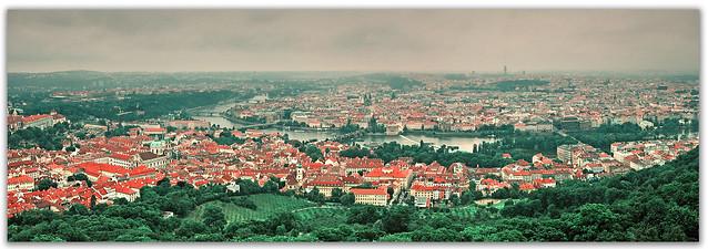 Prágai tetők