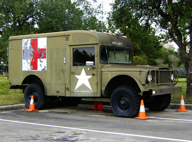 Ambulance For Sale >> Kaiser Jeep M725 Ambulance, Kingwood, Texas 1127091204 ...