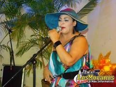 Jacqueline Estévez @ Tarde de te, Club de los choferes, Santiago