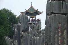Yunnan 2008 - Shilin Stone Forest