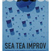 Sea Tea Improv January 10 Poster