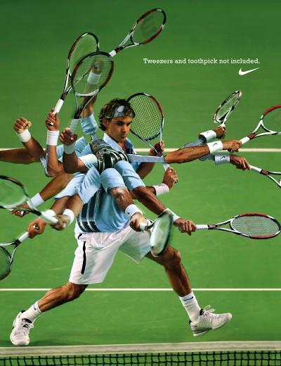 tennis nike ad